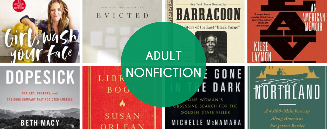 Adult Non-Fiction