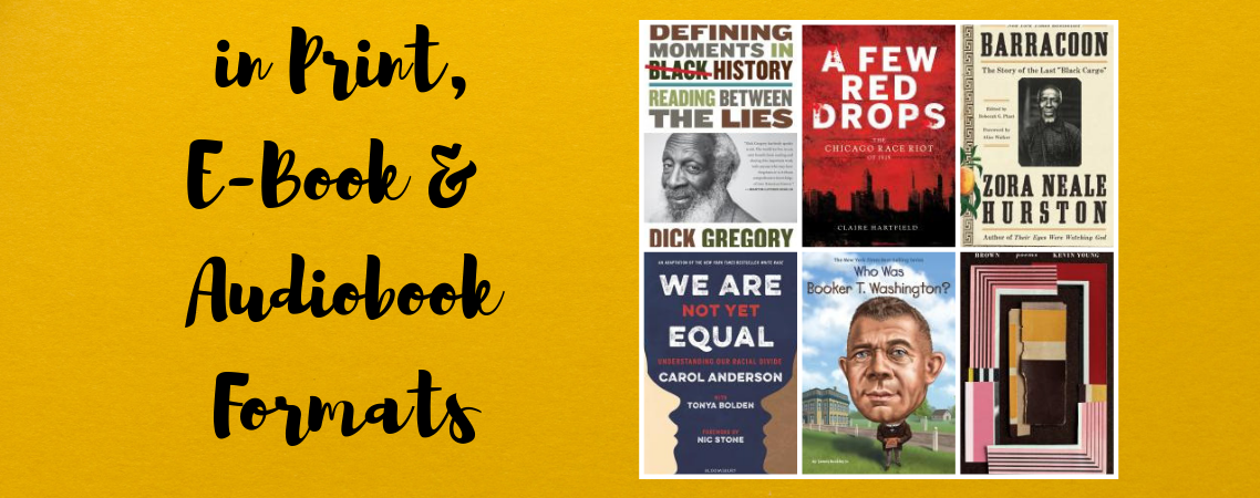 Black History Month Ebooks
