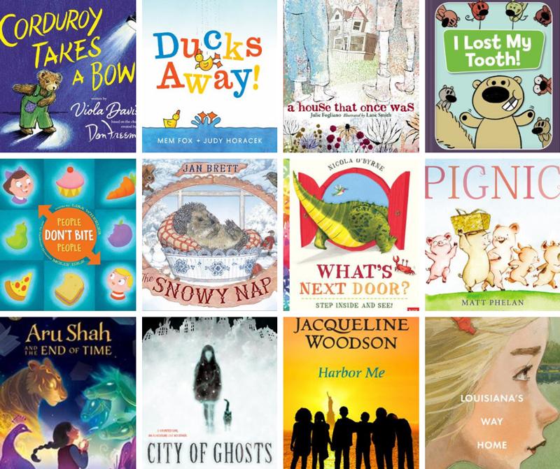 Staff Picks 2018 Best Children S Books Bucks County Free Library