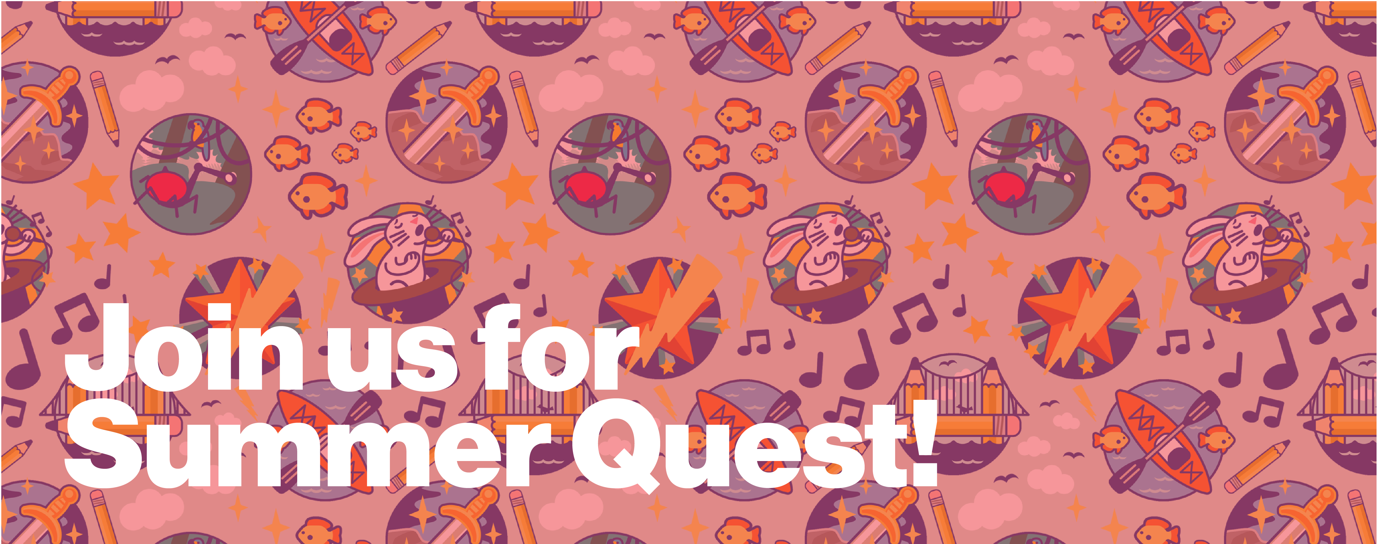 Join us for Summer Quest