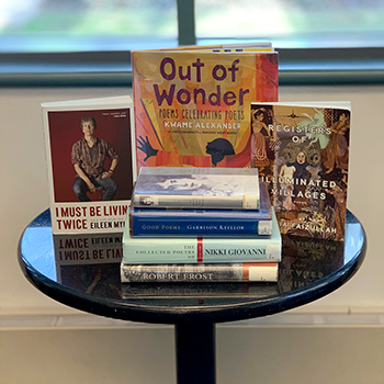 There is a Poem Waiting Just for You - Bucks County Free Library